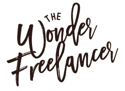 The Wonder Freelancer | Blog