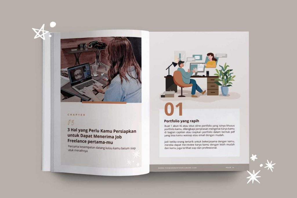 Cara Mendapatkan Job Freelance Untuk Pemula The Wonder Freelancer Blog